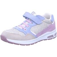 Schuhe Mädchen Sneaker Low Lurchi Low VIO 33-22216-29 grau