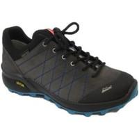 Schuhe Herren Wanderschuhe High Colorado Sportschuhe CREST TRAIL UNI Trekkin,anth 1075051 grau