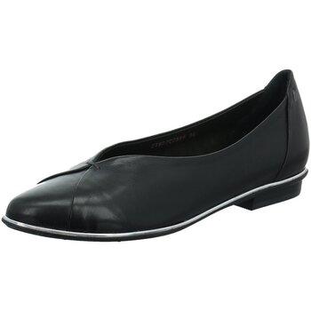 Schuhe Damen Ballerinas Everybody Beta Eleganter Ballerina 23507C2399-001 schwarz