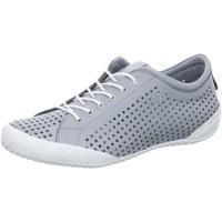 Schuhe Damen Derby-Schuhe Andrea Conti Schnuerschuhe 0345767-109 HALBSCHUH HELLGRAU grau
