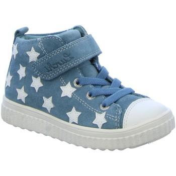 Schuhe Mädchen Sneaker High Lurchi High Yeliz 33-37022-22 blau