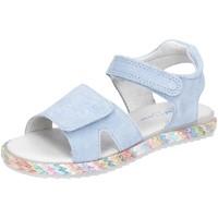 Schuhe Mädchen Sandalen / Sandaletten Richter Schuhe sky 530011111700 blau