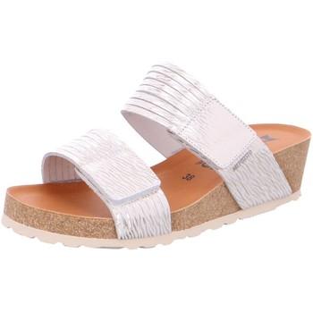 Schuhe Damen Pantoffel Mephisto Pantoletten D.Pantolette RAQUEL Raquel 25775 grau