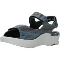 Schuhe Damen Sandalen / Sandaletten Wolky Sandaletten Delft 03927 bunt