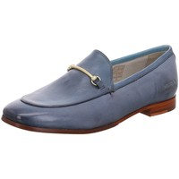 Schuhe Damen Slipper Melvin & Hamilton Slipper Scarlett 22 111472 blau