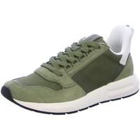 Schuhe Herren Sneaker Low Marc O'Polo Schnuerschuhe Sneaker 102 26333501 602 grün