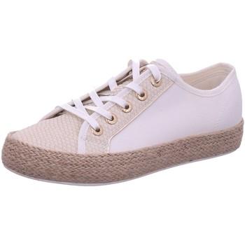 Schuhe Damen Sneaker Low Bugatti Schnuerschuhe 431A2N015869-8321 weiß