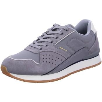 Schuhe Herren Sneaker Low Camel Active Schnuerschuhe Camel A. Sneaker 60024 grau