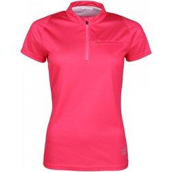 Kleidung Damen T-Shirts High Colorado Sport NOS BIKE-W, Lds Bike Shirt,azalea 1066064 pink