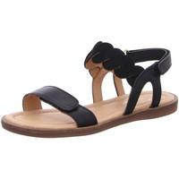 Schuhe Mädchen Sandalen / Sandaletten Bisgaard Schuhe Catia 71945.121/1000 schwarz