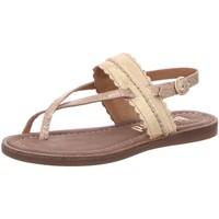 Schuhe Mädchen Sandalen / Sandaletten Bisgaard Schuhe 71932.121-1128 creme 71932.121-1128 beige