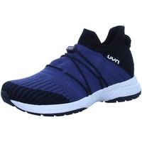 Schuhe Herren Sneaker Low Uyn Slipper Free-Flow Y100009-A108 blau