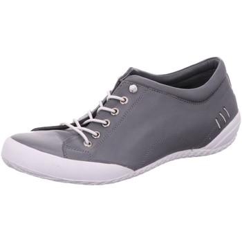 Schuhe Damen Sneaker Low Andrea Conti Schnuerschuhe 1881719-032 grau