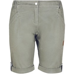 Kleidung Damen Shorts / Bermudas Sport 2000 Sport PATEA-L,Lds.Stretchy ,mermaid 1066295 grau