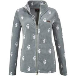Kleidung Damen Pullover Killtec Sport Cushy WMN Fleece JCKT A 3582400 00545 blau
