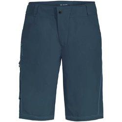 Kleidung Herren Shorts / Bermudas Vaude Sport Me Ledro Shorts 41440-303 blau
