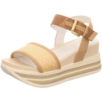 Schuhe Damen Sandalen / Sandaletten Bugatti Sandaletten Jil beige