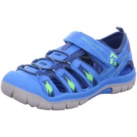 Schuhe Jungen Sandalen / Sandaletten Salamander Schuhe R8 3321613-47 blau