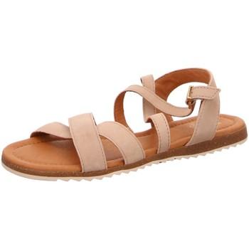 Schuhe Damen Sandalen / Sandaletten Apple Of Eden Sandaletten ZADIE 28 TAUPE beige