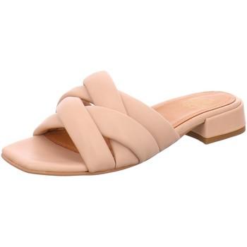 Schuhe Damen Pantoffel Apple Of Eden Pantoletten Elia Elia 29 nude Elia 29 rosa