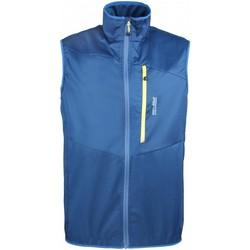 Kleidung Herren Jacken High Colorado Sport MAIPO-M, Mens 3L vest,dark blue 1066030 blau