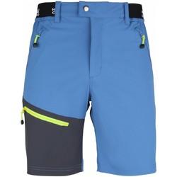Kleidung Herren Shorts / Bermudas High Colorado Sport MAIPO 2-M, Mens hiking shorts,dark 1066037 blau