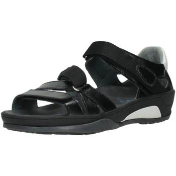 Schuhe Damen Sandalen / Sandaletten Wolky Sandaletten RIPPLE 0105003 000 schwarz