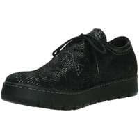 Schuhe Damen Derby-Schuhe & Richelieu Wolky Schnuerschuhe VIC 0232547 210 schwarz