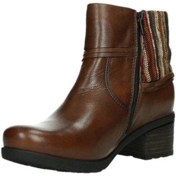 Schuhe Damen Low Boots Wolky Stiefeletten ASPIRE 0750229 430 braun