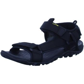 Schuhe Herren Sportliche Sandalen Camel Active Sportschuhe Trek Sandal 22268872/C00 schwarz
