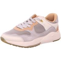 Schuhe Damen Sneaker Low Camel Active Schnuerschuhe 22133843-C884 grau
