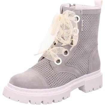 Schuhe Damen Low Boots Bullboxer Stiefeletten 610510E6C_NEUGTD grau