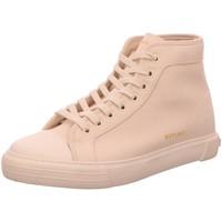 Schuhe Damen Sneaker High Marc O'Polo Schnürhalbschuh Freizeit Beige Neu 103-16163502-600-142 beige