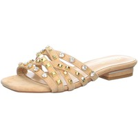 Schuhe Damen Pantoffel Alma En Pena Pantoletten V21312 beige