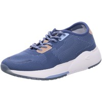 Schuhe Damen Sneaker Low Camel Active Schnuerschuhe 22138841-C63 blau