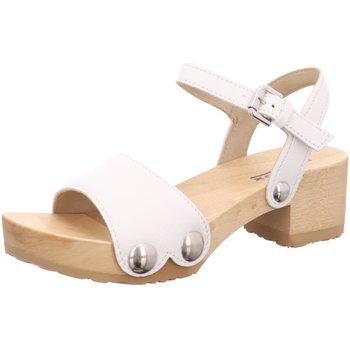 Schuhe Damen Sandalen / Sandaletten Softclox Sandaletten Penny 3378 weiß