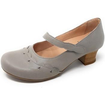 Schuhe Damen Pumps Brako MINTHY Tuscany ash 6180 ash grau