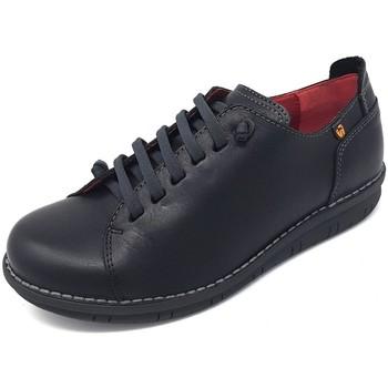 Schuhe Herren Sneaker Low Diverse Schnuerschuhe 7631 yankee negro 7631 yankee negro schwarz