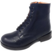 Schuhe Damen Low Boots Brako Stiefeletten ALBA marino skimo 6737 marino blau