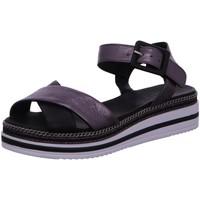 Schuhe Damen Sandalen / Sandaletten Macakitzbühel Sandaletten 2849 schwarz