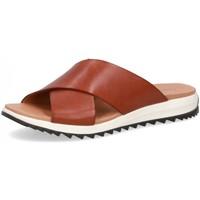 Schuhe Damen Pantoffel Caprice Pantoletten  27201 26 303 braun