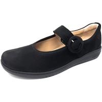 Schuhe Damen Ballerinas Hartjes Slipper 031762-0100 162.0317/99 01.00 schwarz
