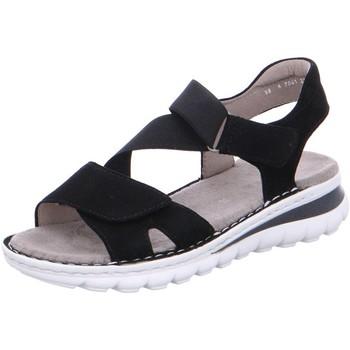 Schuhe Damen Sandalen / Sandaletten Ara Sandaletten TAMPA 12-47203-71 71 schwarz