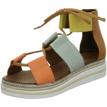 Schuhe Damen Sandalen / Sandaletten Macakitzbühel Sandaletten 2812 bunt