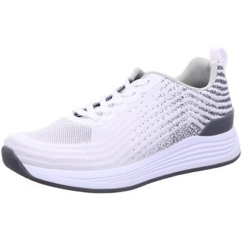 Schuhe Herren Sneaker Low Ara Schnuerschuhe CHICAGO 13601-08 weiß