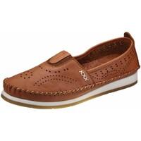 Schuhe Damen Slipper Cosmos Comfort Slipper kastanie (mittel) 6172401-301 braun