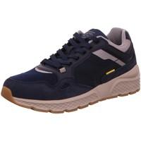 Schuhe Herren Sneaker Low Camel Active Schnuerschuhe Viceroy Sneaker 22237816/C67 blau