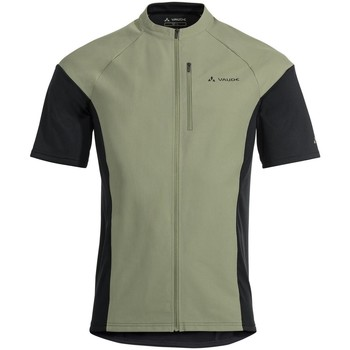 Kleidung Herren T-Shirts Vaude Sport Me Qimsa Wind T-Shirt 42347 942 grün