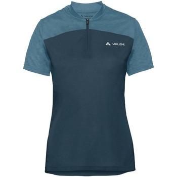 Kleidung Damen T-Shirts Vaude Sport Wo Tremalzo Shirt IV 303 40867-303 blau