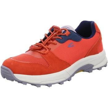 Schuhe Damen Wanderschuhe Camel Active Schnuerschuhe Hike Sneaker 22137863/C49 rot